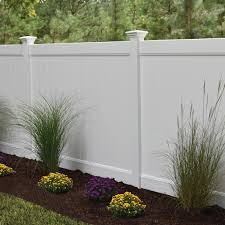 Vinyl Fencing Privacy Fence Dogwood Activeyards