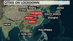 Suspected coronavirus case in Texas; China expands lockdowns to ...