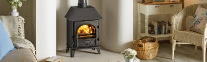 how a wood burning stove can add style