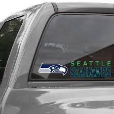 Wincraft Seattle Seahawks 4 X 17 Die Cut Decal