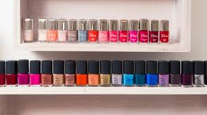 the nail polish colors that will be on