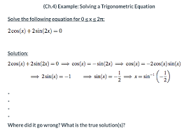 solved ch 4 example solving a