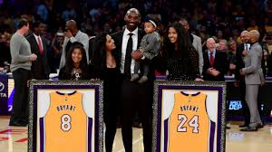 Kobe Bryant And Daughter Gianna Killed In Helicopter Crash : NPR