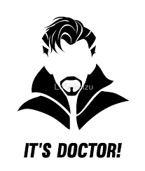 Doctor Strange Sticker By Loshimizu In 2020 Doctor Strange Strange Dr Strange