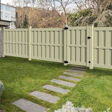 Freedom Actual 6 Ft X 7 83 Ft Birchwood Sand Vinyl Shadowbox Flat Top Vinyl Fence Panel Lowes Com 1000 In 2020 Vinyl Fence Panels Vinyl Fence Fence Gate