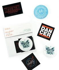 Dancer Sticker Set Covet Dance