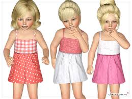 sims 3 clothes toddler