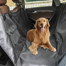 plusmart back seat covers for dog pet