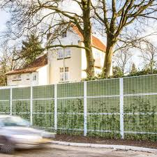 Noise Reducing Acoustic Barrier Fencing Mobilane Uk