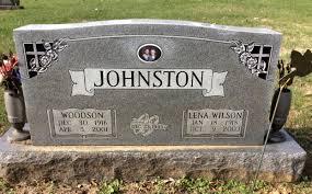 Woodson Johnston (1916 - 2001) - Genealogy