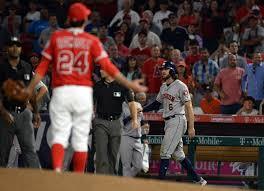 MLB: Angels' Noe Ramirez, Brad Ausmus suspended for Astros drama