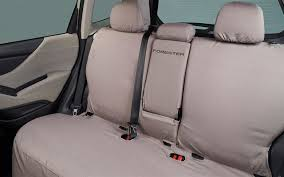 2019 2020 subaru forester seat cover