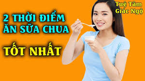 Ăn Sữa Chua Vào Đúng 2 Thời Điểm Này Có Tác Dụng Tốt Nhất Đến Sức ...