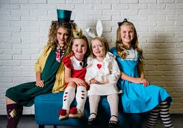 no sew alice in wonderland costumes