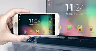 connect android phone to tv wirelessly