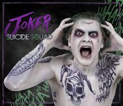 diy jared leto joker from squad