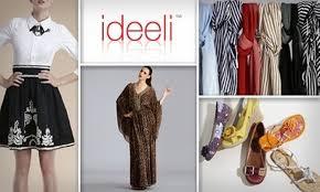 half off designer clothing from ideeli