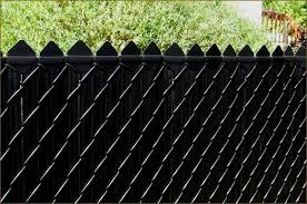 Privacy Slats Clotures Frontenac Inc Terrebonne Fence Decor Backyard Fences Backyard