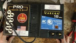 Looking For A Zareba Blitzer Eac100m Z 100 Mile Repair Blitzer American Farmworks 100 Mile Youtube
