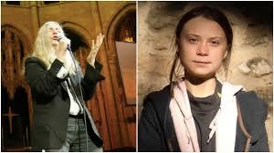 Patti Smith wrote Greta Thunberg a poem for her birthday | Dazed