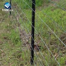 Black Bitumen Coating Y Post Hot Dipped Star Post Used Fencing For Sale Art Metal Fence Export To Australia New Zealand Usa Buy Art Metal Fence Black Bitumen Coating Y Post Hot Dipped Star Post