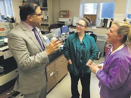 On the Bright Side: Job Corps, Fox team up for lab tech program   Local  News   thedailystar.com