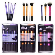 new real techniques makeup brushes core
