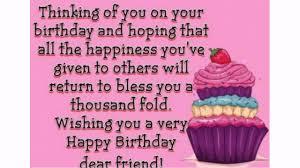happy birthday my beautiful friend wishesgreeting