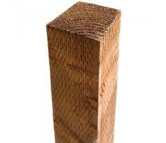 Timber Treated Fence Posts 3 X 3 X 8ft 2 4m Long Premium Quality Builder S Emporium