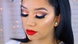 dramatic makeup look feat morphe 35o