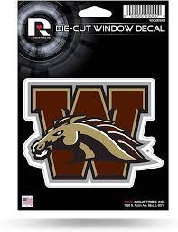 Ncaa Rico Industries Die Cut Vinyl Decal Indiana Hoosiers Auto Accessories Sports Outdoors