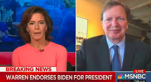 Joe Biden should consider 'shadow government' to combat Trump, MSNBC's Stephanie  Ruhle says - Washington Times