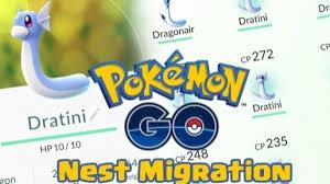 Pokemon GO': latest nest migration & its changes
