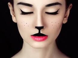 portrait model red kitten cat