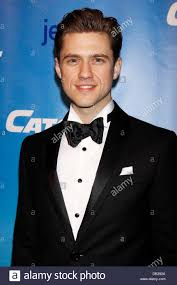 Aaron Tveit Opening night after party for the Broadway production ...