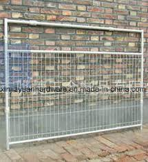 China Metal Gate With Welding Wire China Livestock Gate Livestock Fence