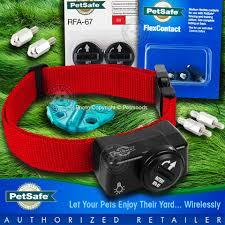 Petsafe Pif 275 19 Wireless Fence Dog Collar Receiver Flexcontact Rfa 67 Pif 300 729849106284 Ebay