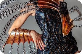 jewelry as wearable art in symbiosis