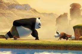 kung fu panda wallpaper 4k artistic
