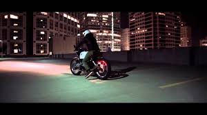 night cruise bmw r100 cafe racer