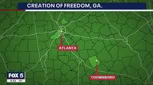 Georgians Strive To Create Freedom Georgia As A Safe Haven For Black Families