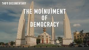 The Mo(nu)ment of Democracy : อนุสาวรีย์ประชาธิปไตย ประชาธิปไตยในอนุสาวรีย์  - YouTube