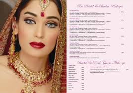 bridal makeup packages in mumbai