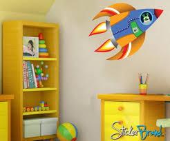Vinyl Wall Decal Sticker Alien Spaceship Ktudor113s Stickerbrand On Artfire