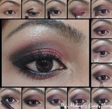 eye makeup entry 1 pink