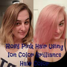 hair using ion color brilliance
