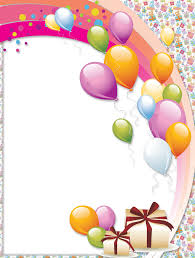 Happy Birthday Png Birthday Balloons Png Balloons And Gift Boxes