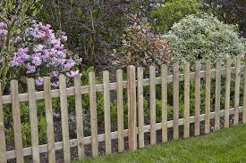 6ft X 3ft 1 83m X 0 9m Pressure Treated Ultima Pale Picket Fence Panel Forest Garden