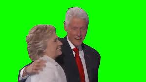 Hillary Clinton Balloons Green Screen GIF   Gfycat