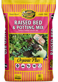 kellogg raised bed potting mix